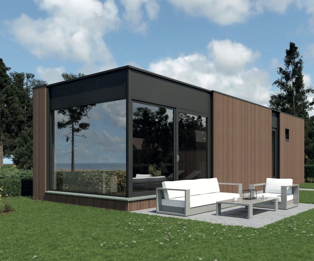 Tiny House VDZ Projecten