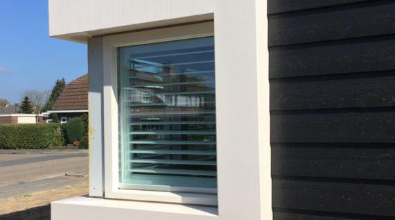 nieuwbouw houten huis houten woning bouwen